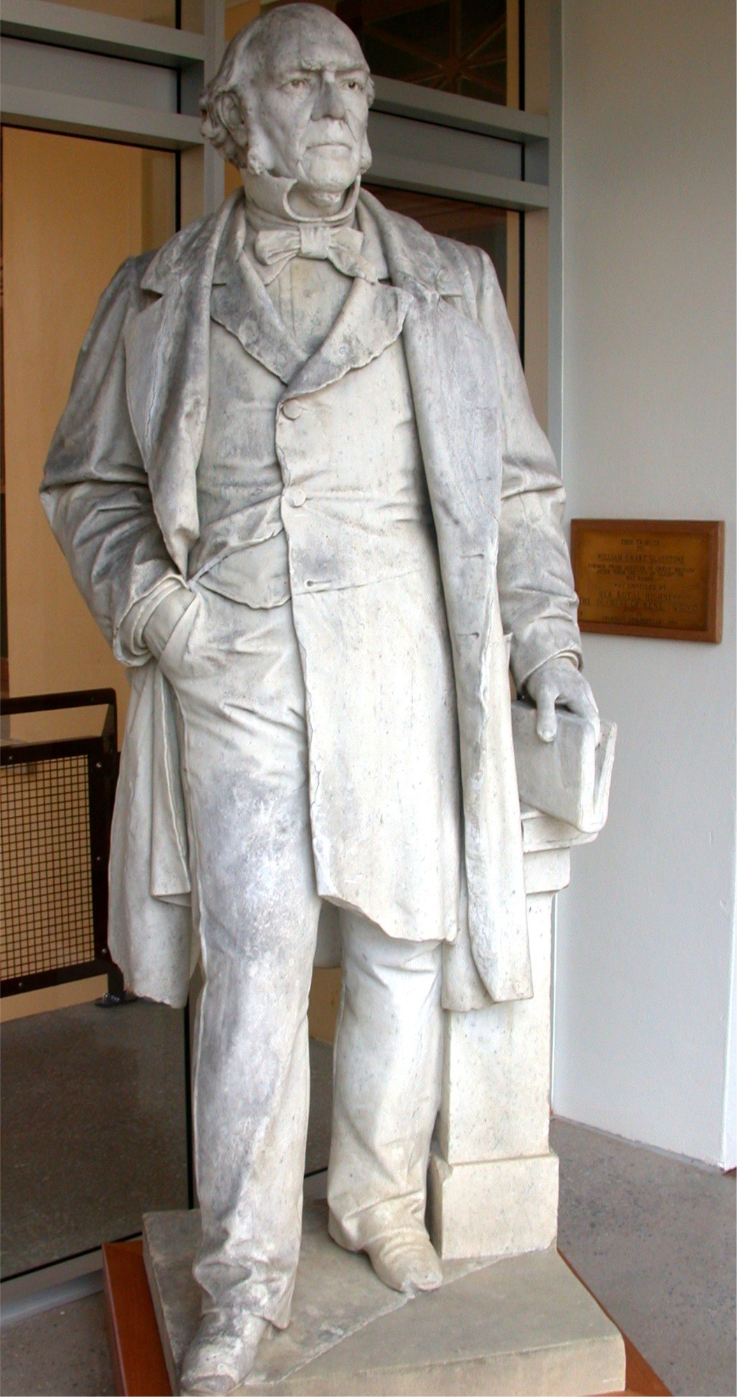 W.E. Gladstone.  Gladstone Regional Art Gallery & Museum collection