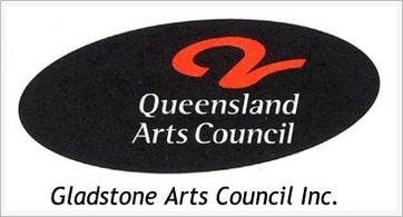 Assisted by the Gladstone Arts Council
