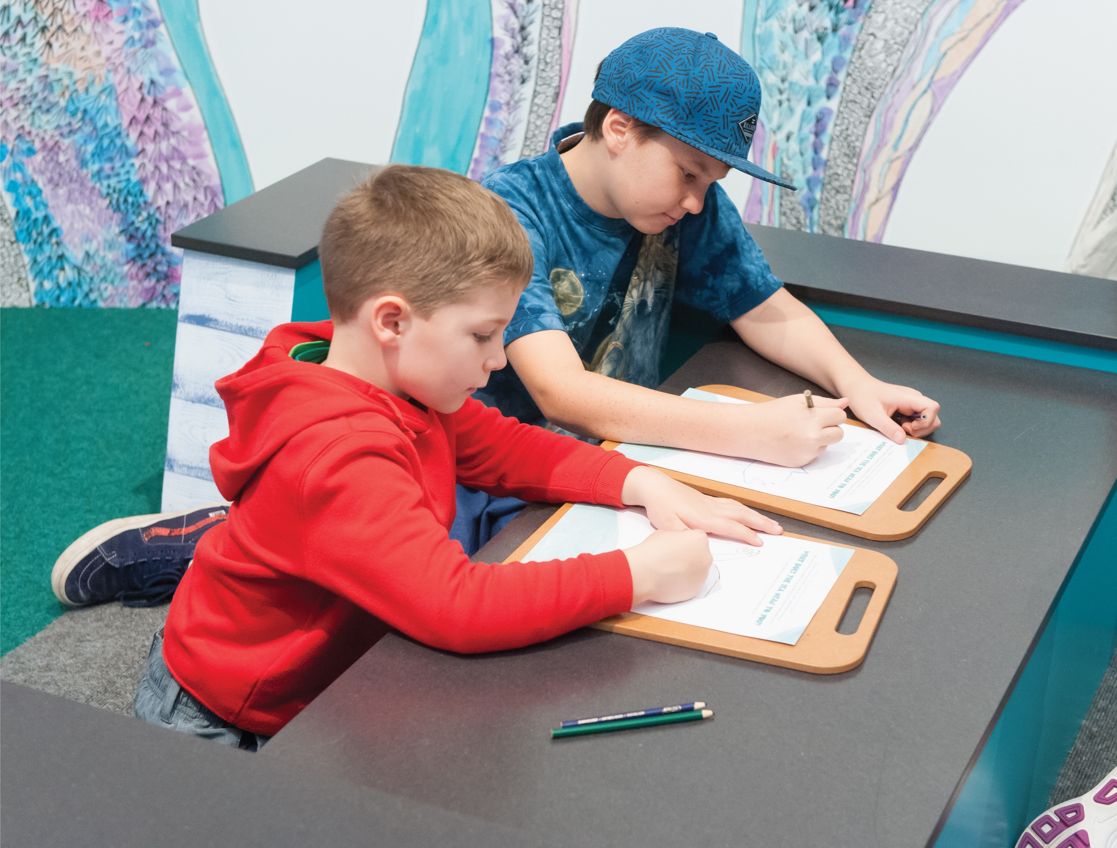 QAGOMA'S KIDS ON TOUR RETURNS TO THE GALLERY & MUSEUM