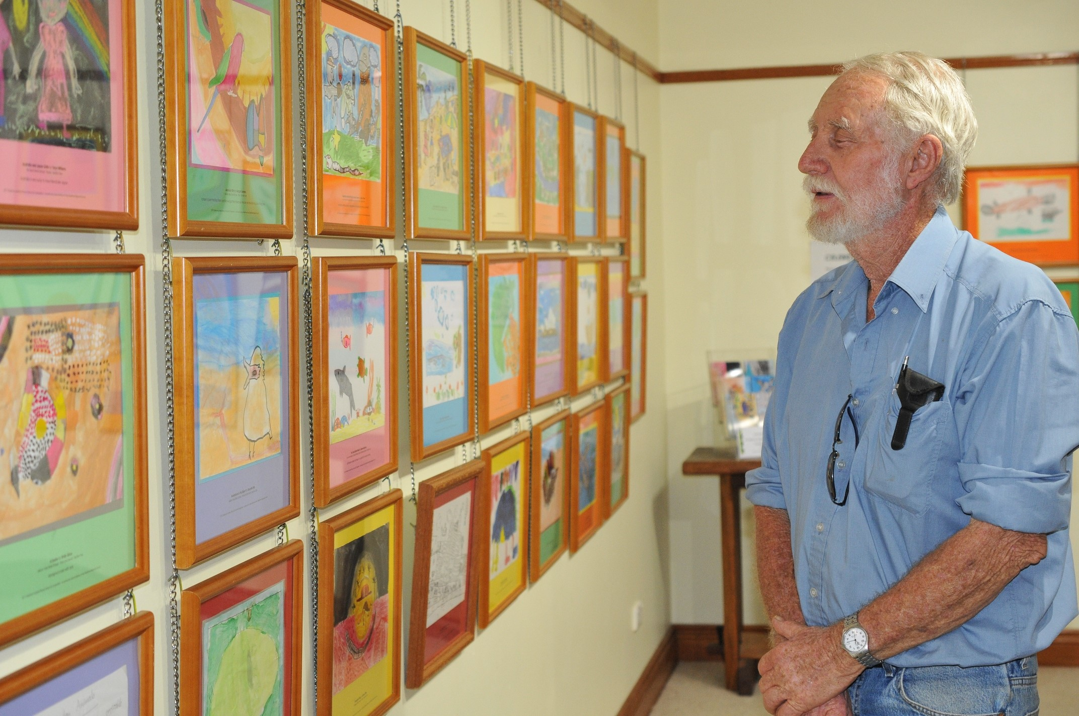 Students awarded for their artistic efforts to celebrate Australia