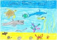 2017 Celebrate Australia Primary School Art Competition Highly Commended Section One: Great Barrier Reef by Raven-Lily Bickle-Wallace