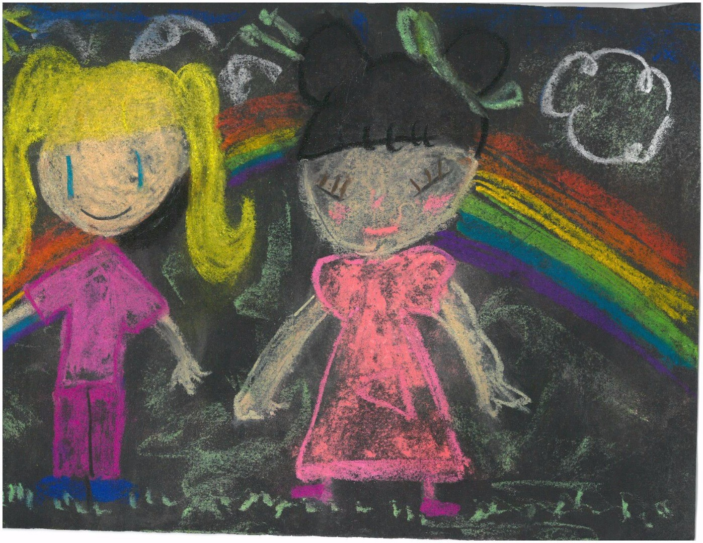 2017 Celebrate Australia Primary School Art Competition Highly Commended Section Two: Australia and Japan Unite by Talyn Williams