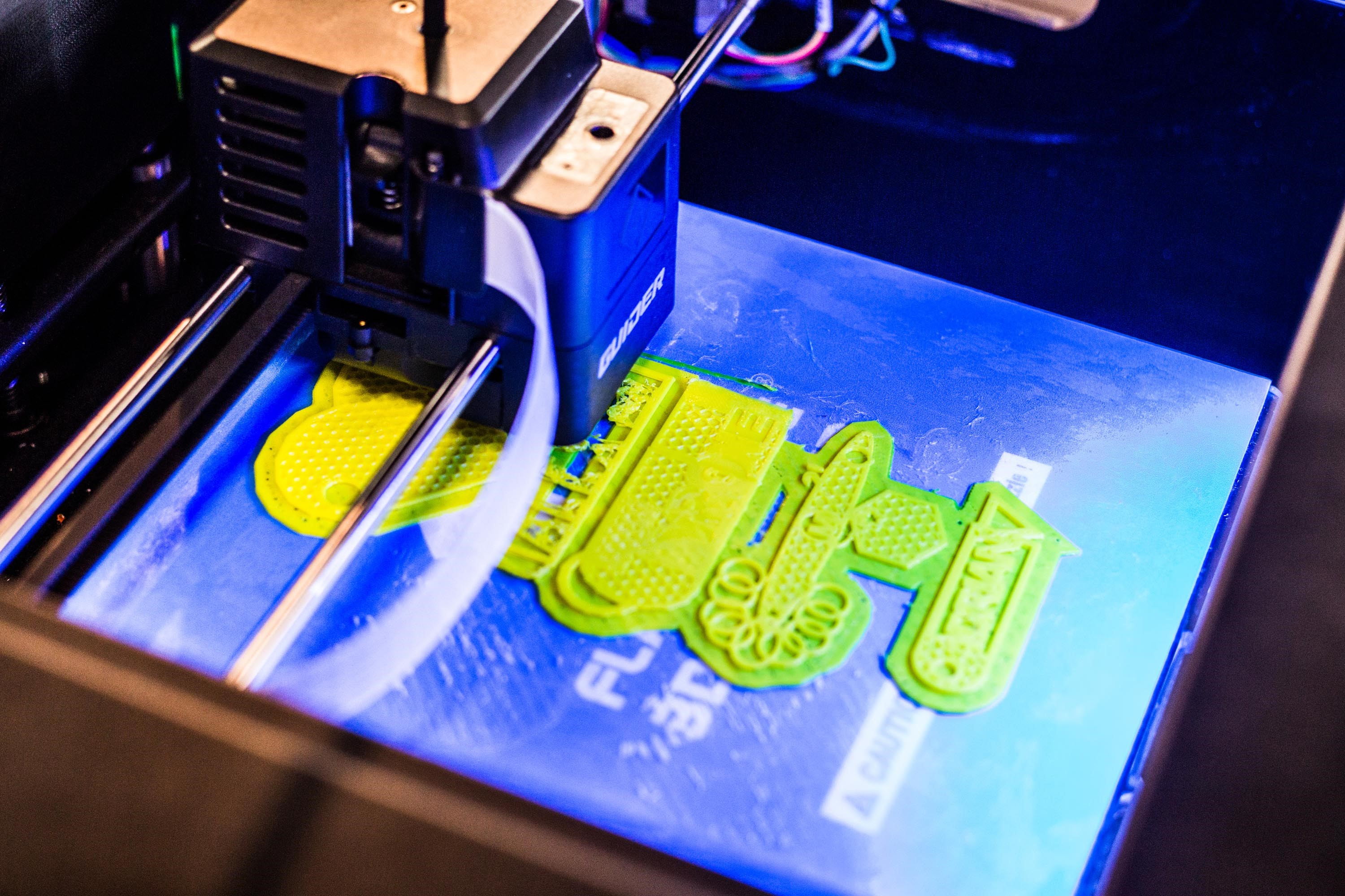 Free 3D printing workshops to inspire our region's youngsters